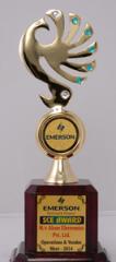Emerson Vendor Appreciation Award